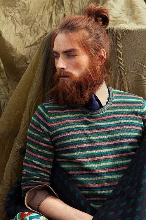 Hairstyles For Red Head Men 96