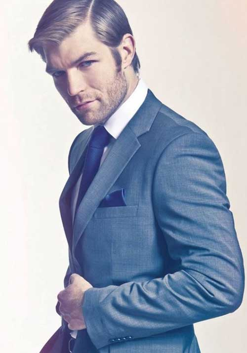 Cool Mens Business Hairstyles