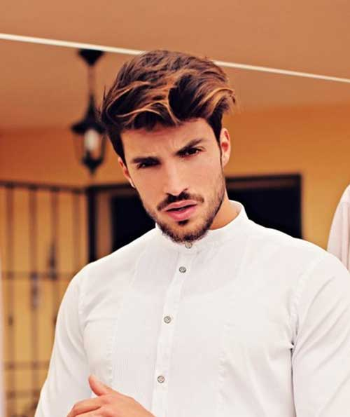 Cool Mens Casual Hairstyles