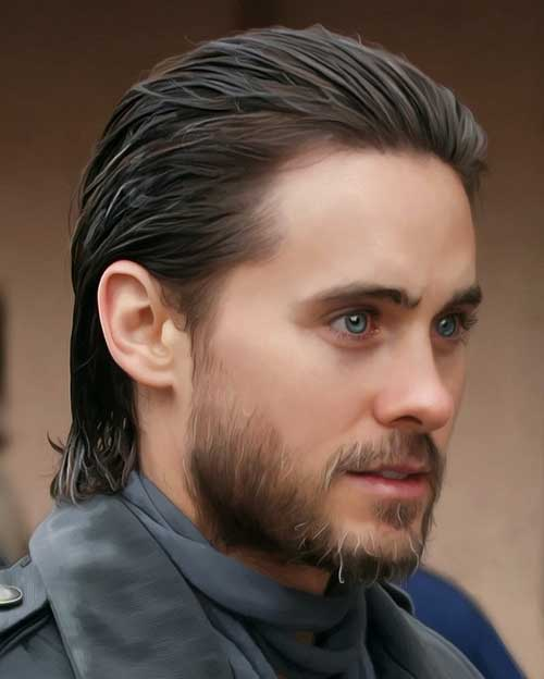 15 Best Slicked Back Hairstyles for Men | Mens Hairstyles 2017