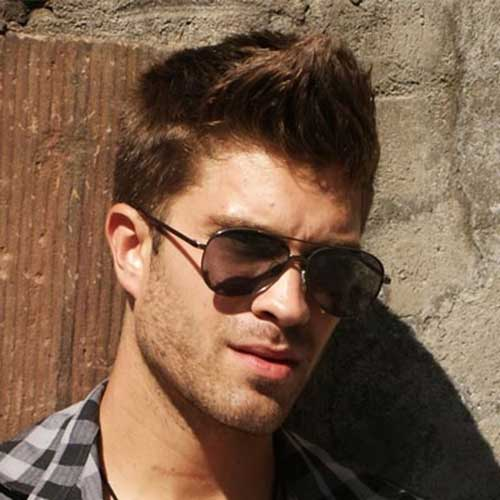 Best Mens Spiky Hairstyle