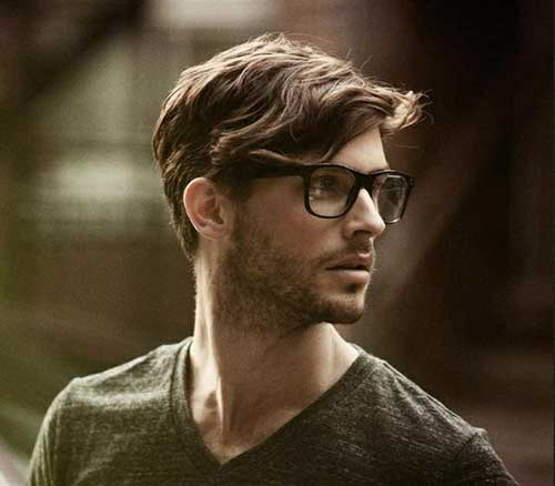 Modern Short Haircuts for Stylish Men