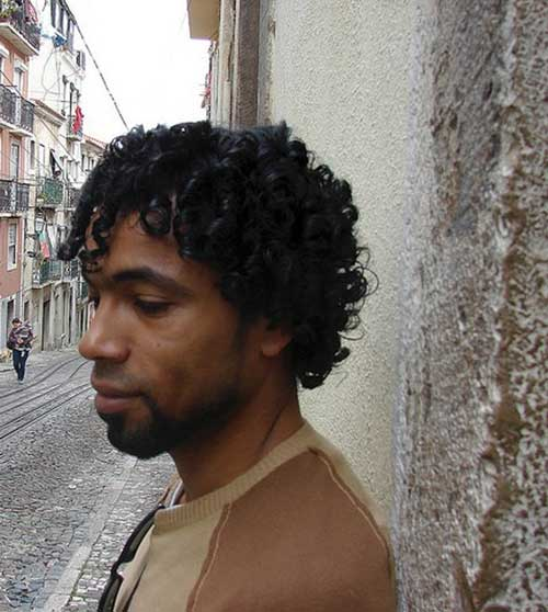 Naturally Curly Men Good Haircuts