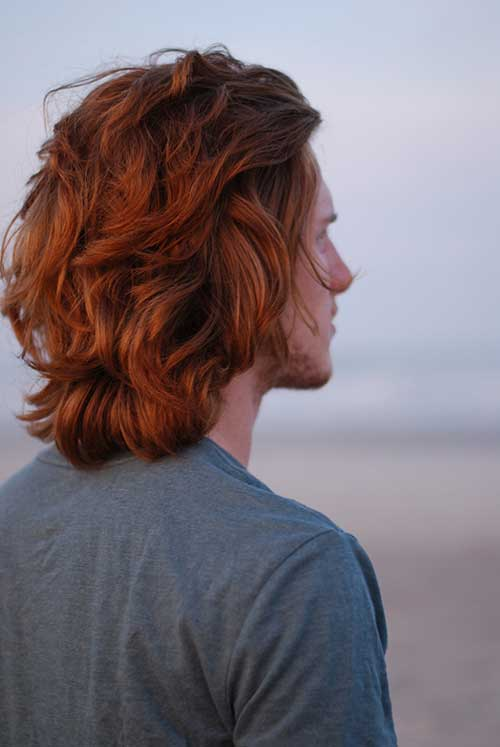 10 Red Hair Color For Men  Mens Hairstyles 2017