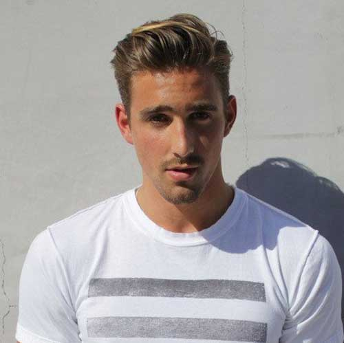 Cool Shaded Hairstyles for Men