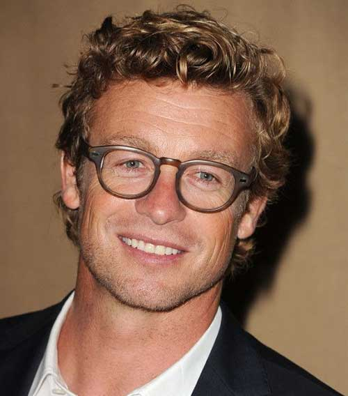 Marvelous 15 Male Celebrities With Curly Hair Mens Hairstyles 2016 Short Hairstyles Gunalazisus