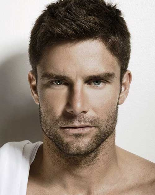 Short Cut for Business Men Hairstyles