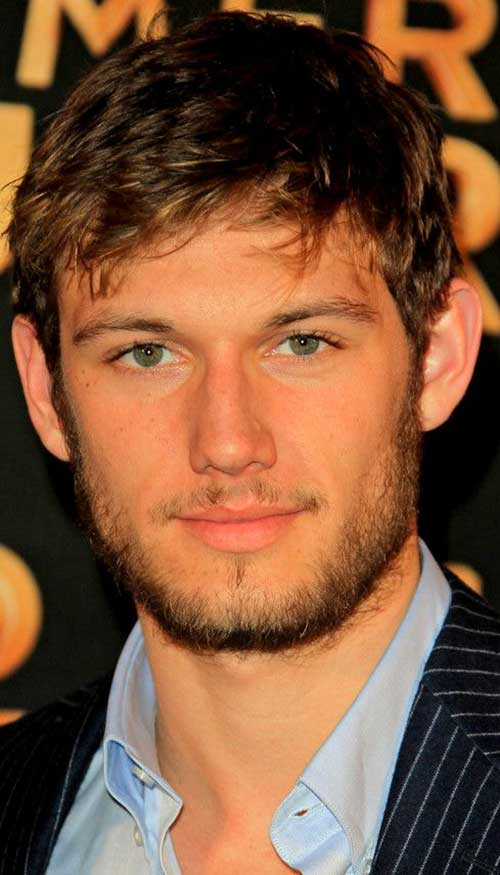 Short Light Brown Hairstyles for Guys