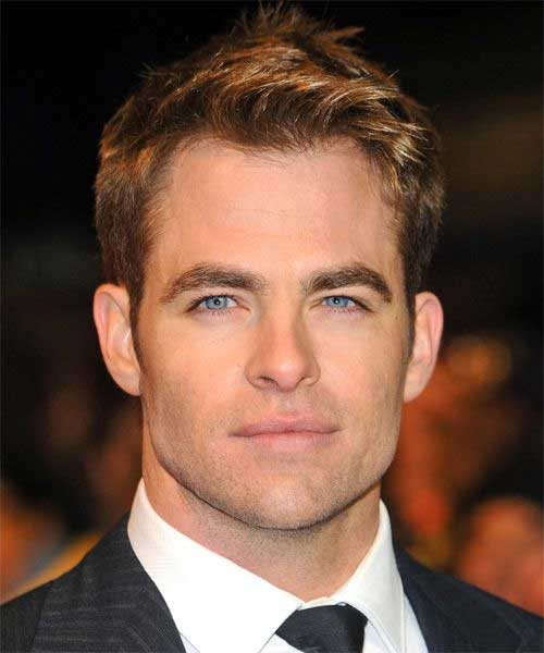 Best Short Straight Hairstyles Men
