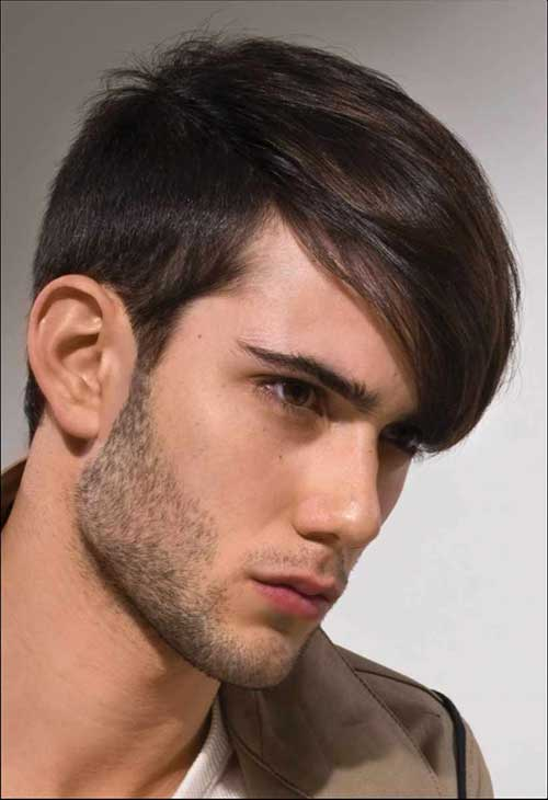 Wondrous 15 Best Simple Hairstyles For Boys Mens Hairstyles 2016 Hairstyles For Women Draintrainus