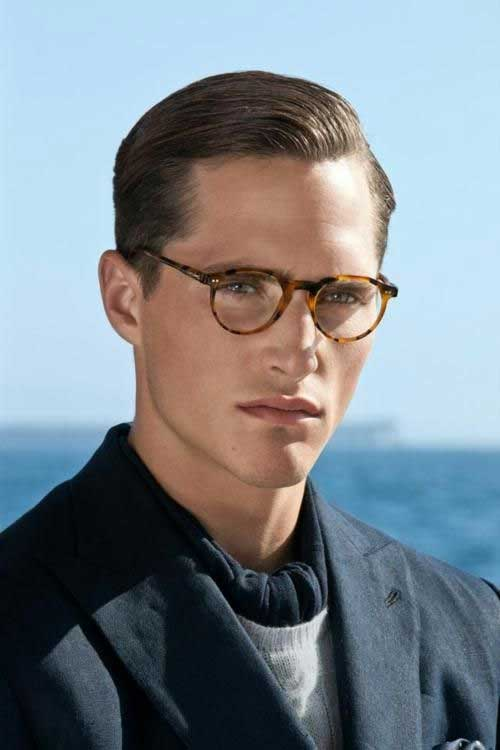 Best Slicked Back Hairstyles for Guys