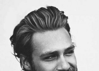 Best Slicked Back Hairstyles for Men