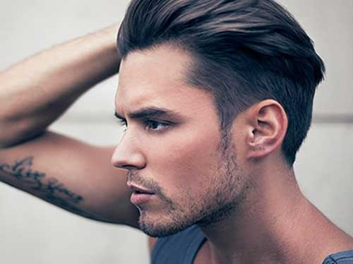 Prime 15 Best Slicked Back Hairstyles For Men Mens Hairstyles 2016 Short Hairstyles For Black Women Fulllsitofus
