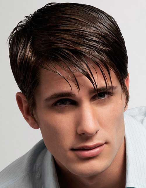 Fine 15 Cool Short Hairstyles For Men With Straight Hair Mens Short Hairstyles For Black Women Fulllsitofus