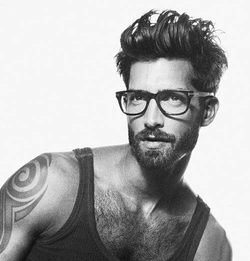Trendy Simple Haircuts Men