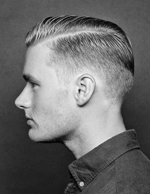 Cool Under Fade Cut for Boys
