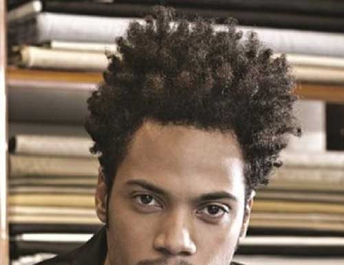 Cool African American Men Haircuts