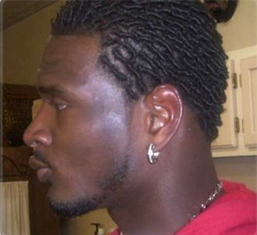 African Men Dreads Short Hairstyle