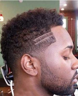 Afro Taper Haircut Pictures