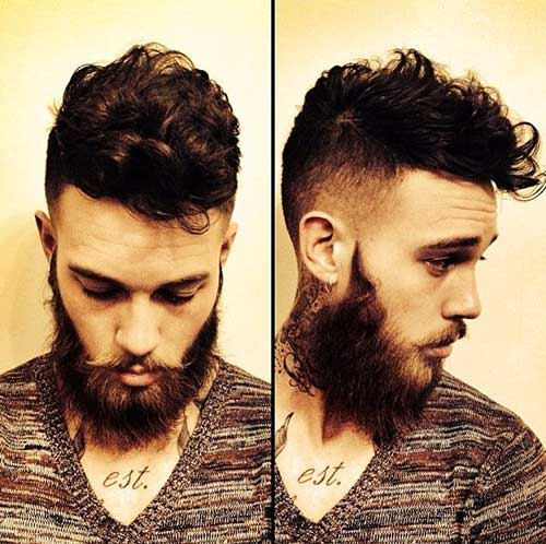 Back and Side Hairstyles for Men