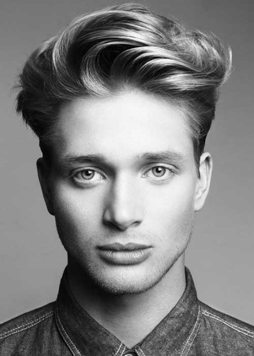 Best Cuts Side Swept Hair Ideas for Men