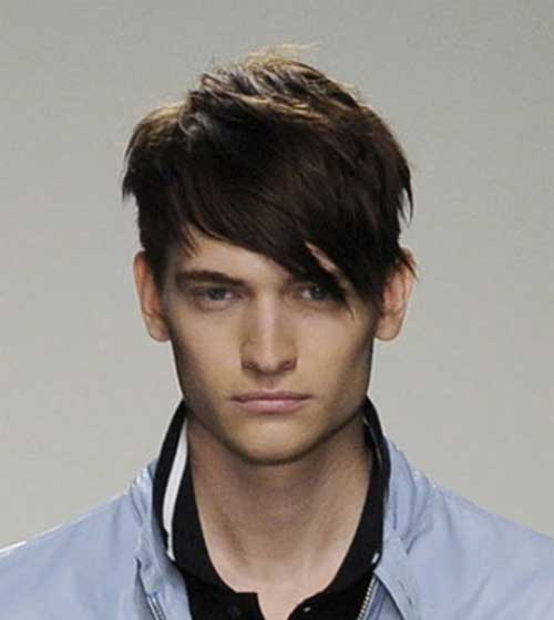 Best Emo Hairstyles Ideas for Men