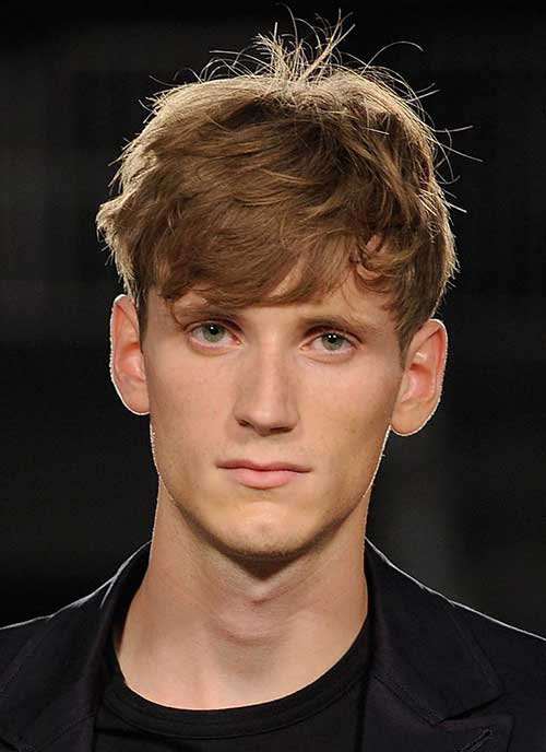 Best Hairstyles for Teenage Guys