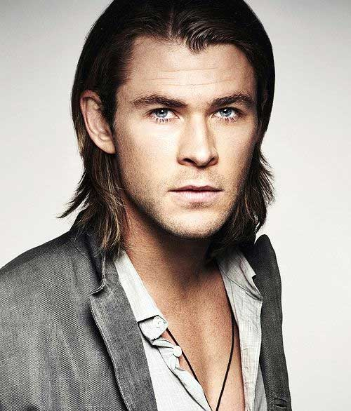 Best Male Celebrity Long Hairstyles