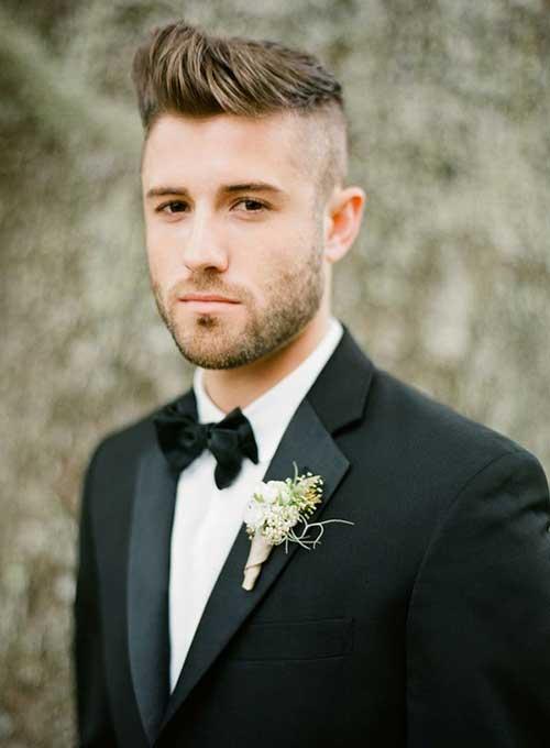 Best Short Cut Hair Mohawk Style for Men