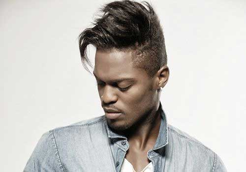 Stupendous 20 Black Male Haircuts 2014 Mens Hairstyles 2016 Hairstyles For Men Maxibearus