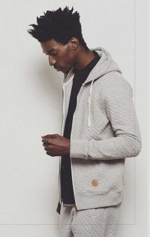 Black Male Trendy Hairstyles 2014