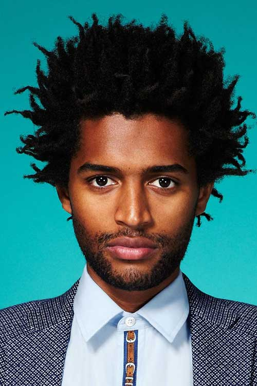 Cool Black Men Hair Twist