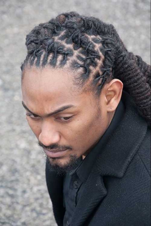 Black Men Long Hair Twists Pictures