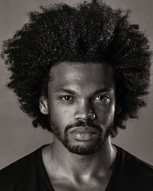... Natural Hairstyles For Black Men Hair? ? Black Hairstyle and