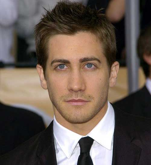 Celeb Haircuts for Round Faces Men