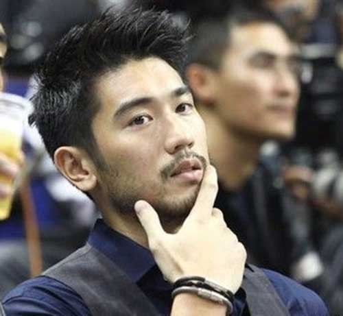 15 Best Chinese Men Hairstyles Mens Hairstyles 2018