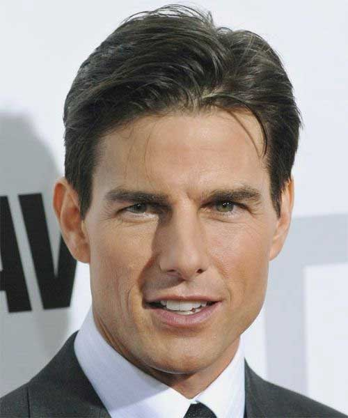 Classic Brown Haircuts Ideas Men