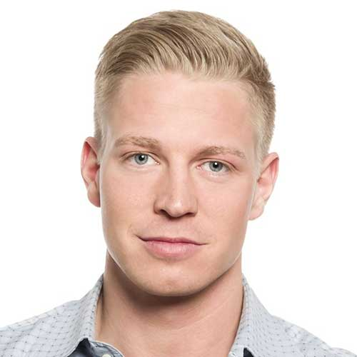 Classic Men Taper Hairstyles Ideas