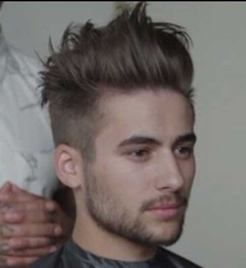 Awesome 20 Cool Men Haircuts Mens Hairstyles 2016 Short Hairstyles For Black Women Fulllsitofus