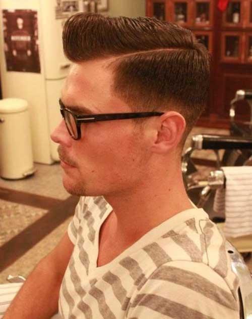 Cool Men Pompadour Haircuts