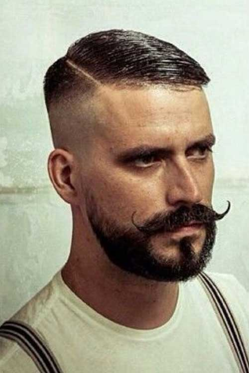 Outstanding 15 Cool Mens Fade Hairstyles Mens Hairstyles 2016 Hairstyles For Women Draintrainus