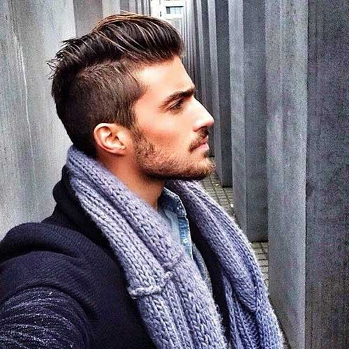 Cool Mens Short Hair Cuts 2015