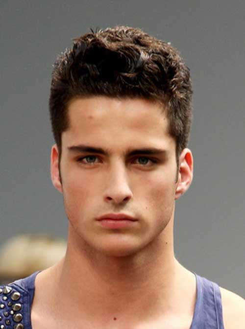Peachy Hairstyles For Men With Oval Faces Mens Hairstyles 2016 Hairstyles For Men Maxibearus