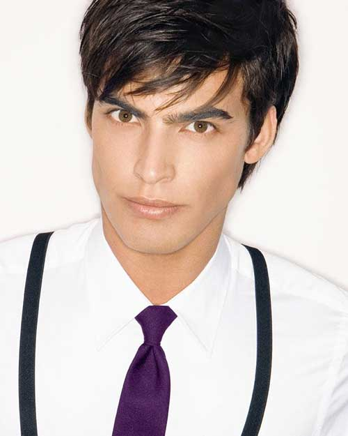 Cool Dark Male Hair Cuts