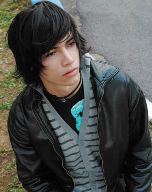 Amazing 15 Best Emo Hairstyles For Men Mens Hairstyles 2016 Hairstyle Inspiration Daily Dogsangcom