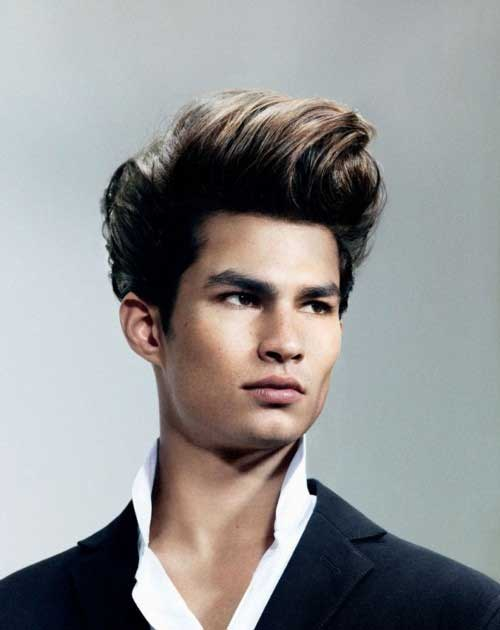 European Cool Men Hairstyles