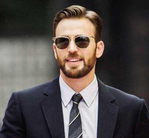 Astounding Mens Facial Hair Styles Mens Hairstyles 2016 Short Hairstyles Gunalazisus