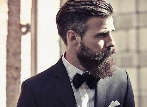 Fade Classy Mens Haircut