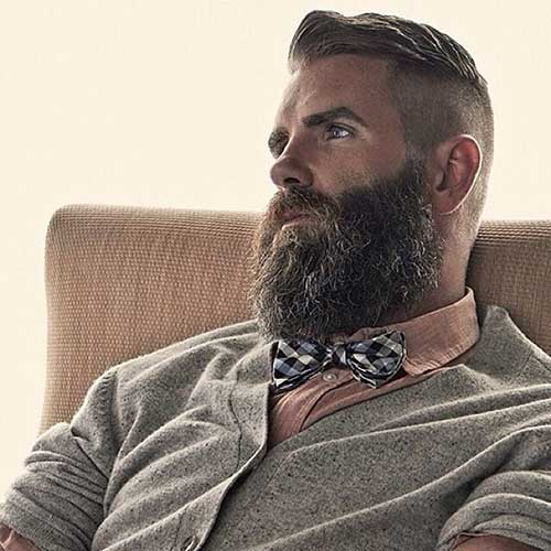 Faded Hair Cut Styles Ideas for Men