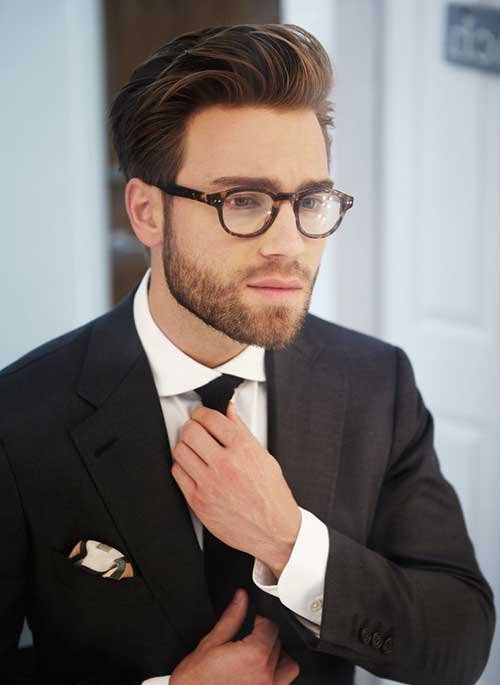 Fashionable Mens Facial Hair Styles